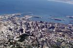 Harbor, Piers, Skyline, Cityscape, Downtown, Buildings, Cape Town, Building, CKFV01P08_06