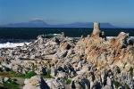 Rocks, Ocean, Mountains, Cape Town