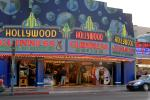 Hollywood Guinness World of Records Museum, art deco, Hollywood Movie Theater building, Movie Marquee, neon signs