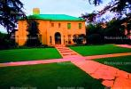 Mansion, Home, Frontyard, Psychedelic, Sidewalk, steps, psyscape, CLAV01P09_14B.1726