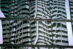 Skyscraper, Efficiency Office Suites, Glass Reflection, March 1987, 1980s, CLAV01P11_10.1726