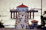 Pier, Manhattan Beach, CLAV04P11_16B