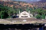 Hollywood Bowl, outdoor theater, stage