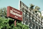 Chateau Marmont Hotel, Sunset Blvd, CLAV05P13_18