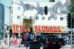 Tower Records, Sunset Blvd, Building, October 1999, CLAV05P14_04