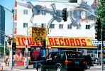 Tower Records, Sunset Blvd, Building, October 1999, CLAV05P14_05