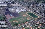 High School, Baseball Fields, Track, CLAV06P04_10