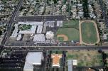 High School, Baseball Fields, Track, CLAV06P04_12