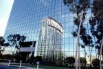 skyscraper, building, reflection, abstract, highrise, Costa Mesa, CLAV07P04_11