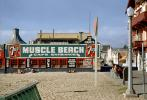 Muscle Beach, Cafe Building, CLAV09P02_17
