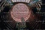 James R. Thompson Center, Skylight Atrium, interior, Building, looking-up, CLCV02P01_03.1727