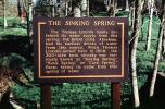 The Sinking Spring, Abraham Lincoln Birthplace National Historical Park, CLKV01P02_02