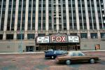 Detroit, Car, Automobile, Vehicle, Fox Theatre, marquee, CLMV01P08_15