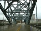 Veterans Memorial Bridge, DetroitÐSuperior Bridge, Cuyahoga River, Through arch bridge, CLOD01_159