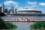 Dock, Cinergy Field, Riverfront Stadium, Cincinnati, Downtown, Cincinnati