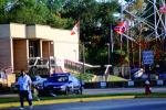 Confederate Battle Flag, Racist Police Station, CMAV01P02_16