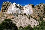 Mount Rushmore National Memorial, Americana, Presidents, Stone Monument, Landmark, CMDV01P05_10B.1728