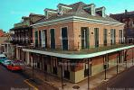 Balcony, Building, French Quarter, 1975, 1970s, CMLV01P02_19.1729