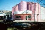 Art Deco Building, ROSETREE GLASS STUDIO, marquee, CMLV01P09_18