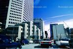 Cars, Street, Buildings, Skyscraper, Downtown, Outdoors, Outside, Exterior, CMMV01P10_16