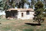 Log Cabin, Sod House, Buffalo Bill's Ranch, North Platte, CMNV01P03_15