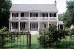 Home, House, Antebellum Mansion, single family dwelling unit, building, Long Beach, Mississippi, CMSV01P05_07