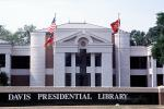 Gulfport, Davis Presidential Library, Racism, Confederate Battle Flag, hallmark of bigotry, racist, bigot, CMSV01P06_14