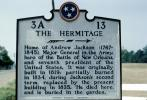 The Hermitage, Home of Andrew Jacson, 1767-1845, 3A-13, landmark, racist, loser, CMSV01P10_01