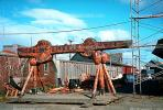 End of Iditarod Dog Race, Famous landmark, Nome