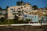 Homes, Houses, buildings, Cliff Dwellings, Aptos beach, CNCD06_054