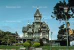 the Carson Mansion, Victorian House near Downtown, CNCV01P01_19.1731