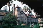 Culinary Institute of America, Greystone Cellers, mansion, landmark, St. Helena, CNCV01P09_11