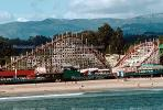 Santa Cruz Beachfront, Pacific Ocean, Amusement Rides, Waterfront, CNCV01P14_17B.1731