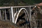 California, Pacific Coast Highway-1, Big Sur, Bixby Bridge, Concrete arch bridge, PCH, CNCV01P15_19.1731