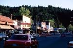Shops, Calistoga, buildings, cars, shops, stores, downtown, CNCV02P03_11