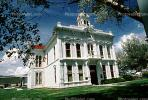 Bridgeport Courthouse, Victorian Building, Mono County
