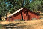 barn, summer, hot day, sunny, dry, outdoors, outside, exterior, rural, building