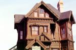 Victorian House near Downtown, CNCV05P12_19