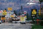 West Yellowstone, cars, automobiles, vehicles, CNMV01P02_13B