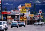 West Yellowstone, cars, automobiles, vehicles, CNMV01P02_18B
