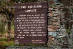 Lewis and Clark Campsite
