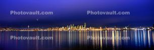 Seattle Skyline, Seattle, Panorama