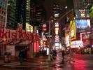 Times Square, Manhattan, Rain, Rainy, CNYD01_050