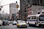 Taxi cab, automobile, vehicles, cars, Manhattan
