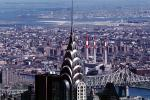 Chrysler Building, buildings, midtown Manhattan, East River, East-River, CNYV02P01_04