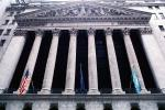 NYSE, New York Stock Exchange, building, landmark, downtown Manhattan, CNYV05P08_09