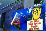 Planters, Times Square, Just What Times Square Needed, New Nuts, Mr. Peanut, Manhattan, CNYV07P02_11