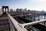 Brooklyn Bridge, Cityscape, Skyline, Buildings, Outdoors, Outside, Exterior, CNYV07P08_11