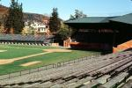 Doubleday Field, Baseball Hall of Fame, Cooperstown, CNZV01P04_07