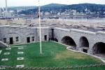 Fort George Castine, Fort Knox State Park, Historic Site, Granite Fort, Penobscot River, CODV01P04_15
